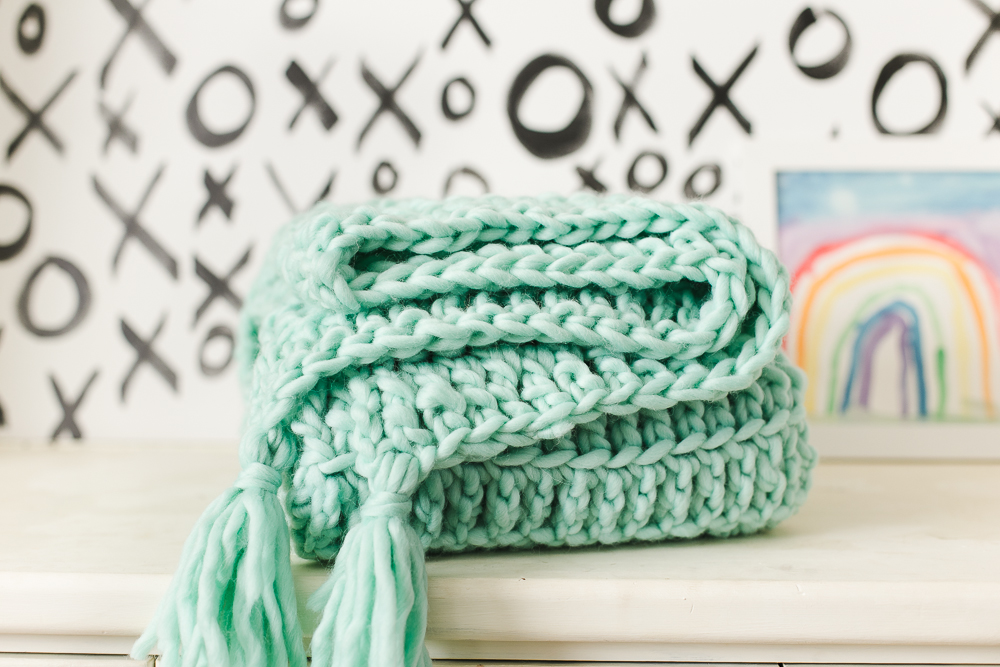 cozy weekend throw free crochet pattern