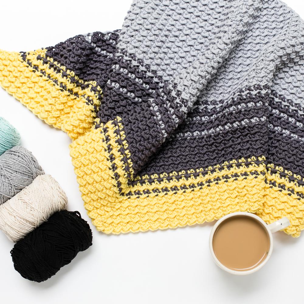 Cirra Shawlette crochet pattern
