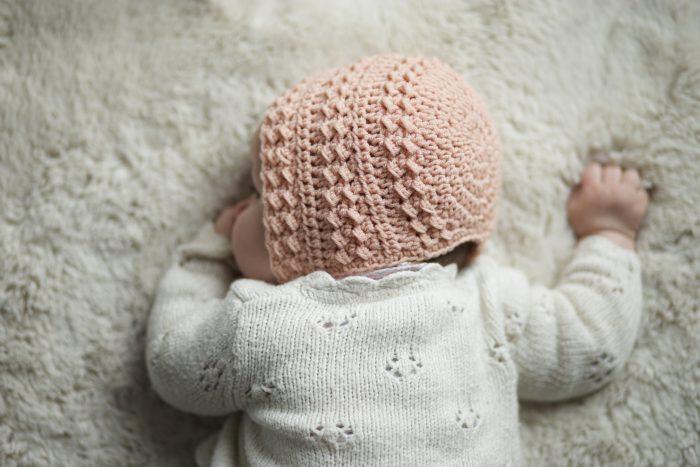 Hadlee Bonnet crochet pattern